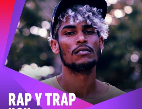 """FABIIO FEATURED ON THE COVER OF AMAZON MUSIC LATIN'S """"RAP Y TRAP HOY"""""""